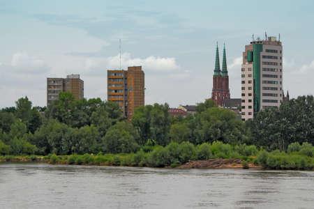plattenbauten: Warsaw