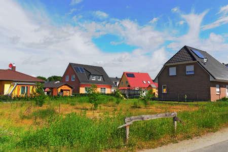 stay beautiful: Asentamiento Foto de archivo