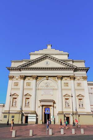 anna: Saint Anna Church