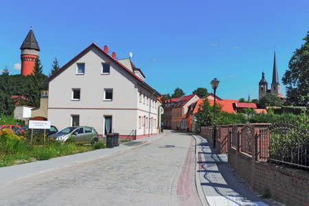 burg: Burg near Magdeburg