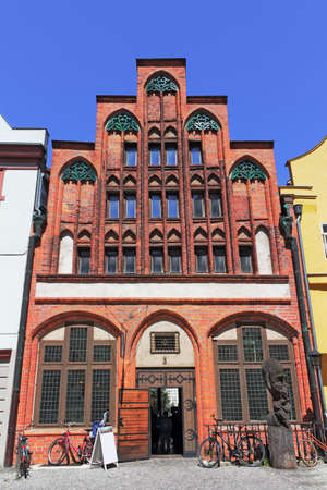gable home renovation: Stralsund City Museum
