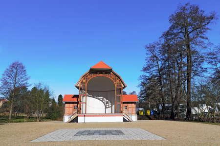 urban idyll: Pavillon in Fuerstenberg Havel