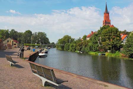 idyll: City Idyll in Rathenow