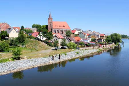 lower lusatia: Fuerstenberg  Oder