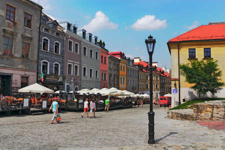 old city of Lublin