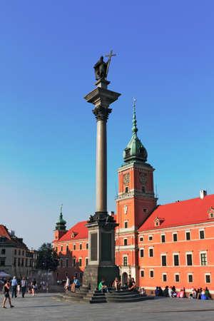stare miasto: Sigismund