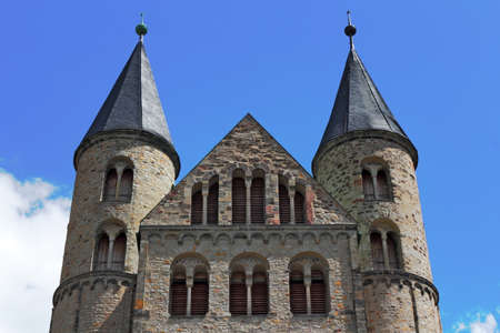 pitched roof: Monastery of Our Lady