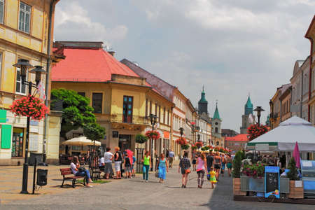 lublin: City Life in Lublin