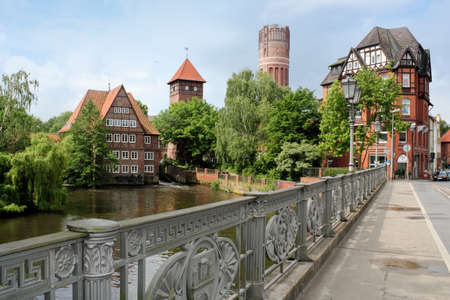 Old City of Lueneburg