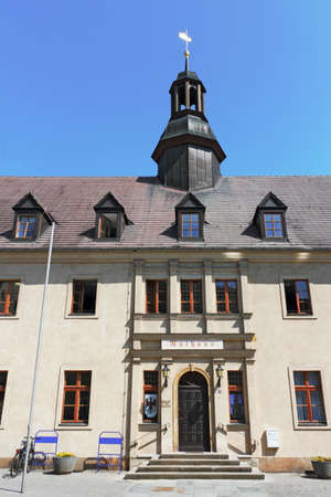 City Hall Bad Belzig photo