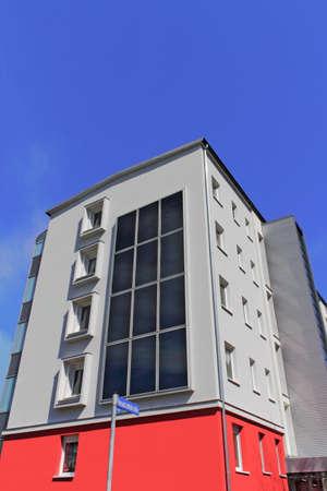 prefabricated buildings: Nordhausen Nueva Ciudad