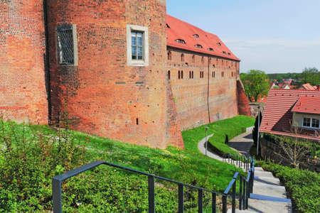 castle conditioning: Castle Eisenhardt