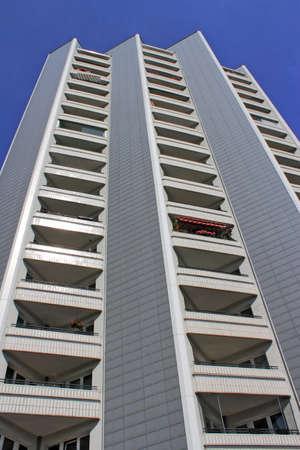 Prefab Skyscraper