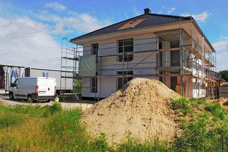brandenburg home ownership: house building