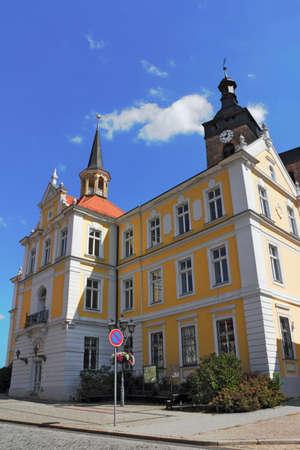 urban idyll: Old city hall
