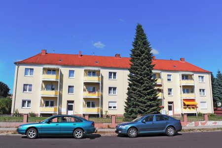 apartment market: Placa reorganizado