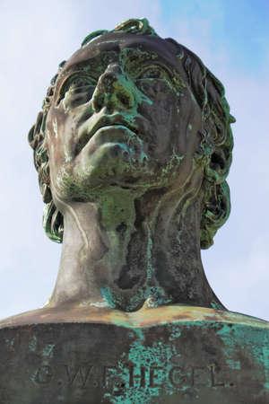 Georg Wilhelm Friedrich Hegel photo