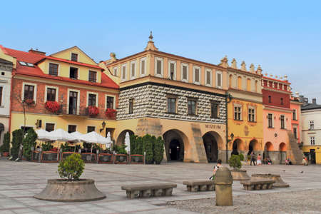 southern poland old building: Old City of Tarnow