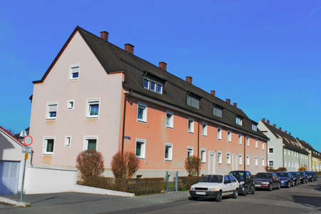 better living: Houses in Ingolstadt