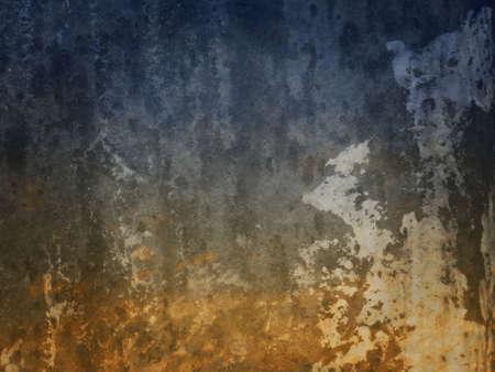scrap metal: background dark blue