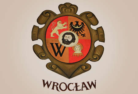 wroclaw: Wroclaw Coat of Arms
