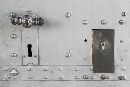 penal: iron gate
