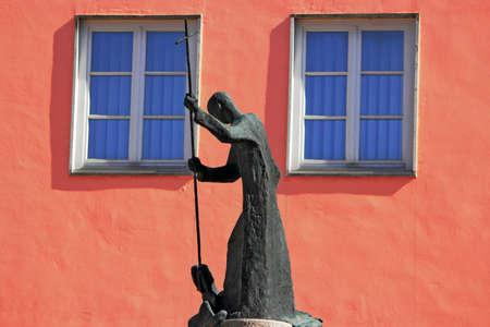 wandering: Wandering monk Magnus
