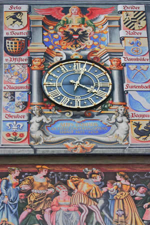 horologe: Lindau City Hall Clock