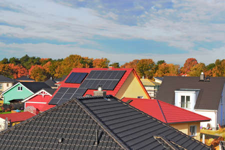 brandenburg home ownership: sea of roofs