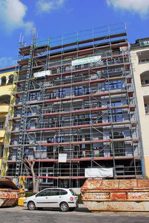 stay nice: Renovaci�n Edificio Antiguo