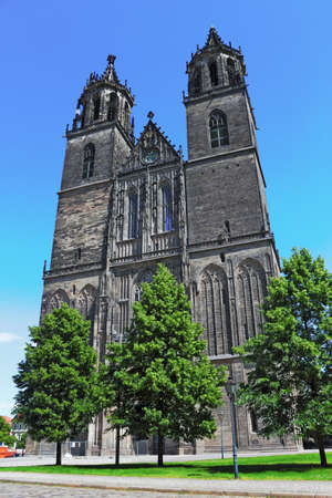 Magdeburg Cathedral photo