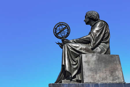 mathematically: Nicolaus Copernicus