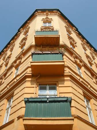 prenzlauerberg: Renovated town house