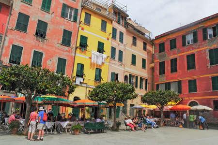 vernazza: Piazza in Vernazza