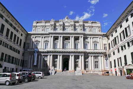 ducale: Genoa Palazzo Ducale Editorial