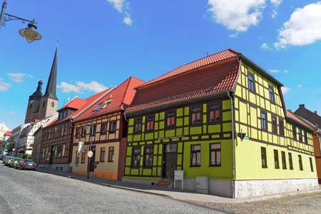 burg: Burg at Magdeburg Editorial