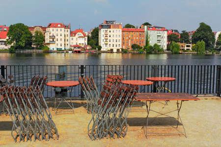 better living: Berlin Koepenick Stock Photo
