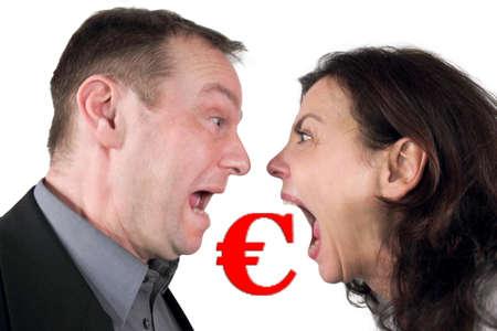 choleric: Fight over Money