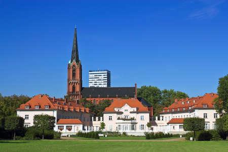 town idyll: Frankfurt (Oder) Editorial