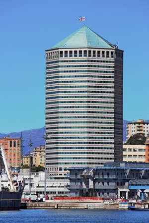genoa: Genoa Skyscraper