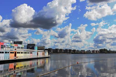residential idyll: Berlin Spree Idyll