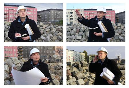 urban planning: construction planning