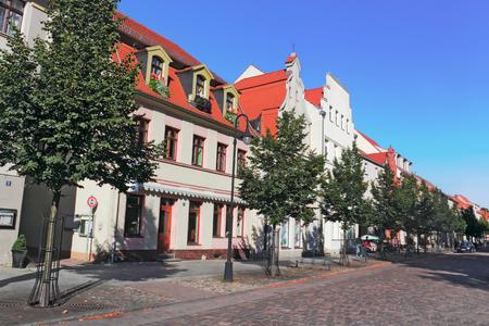 residential idyll: Bad Liebenwerda