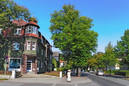 residential idyll: Rheinsberg