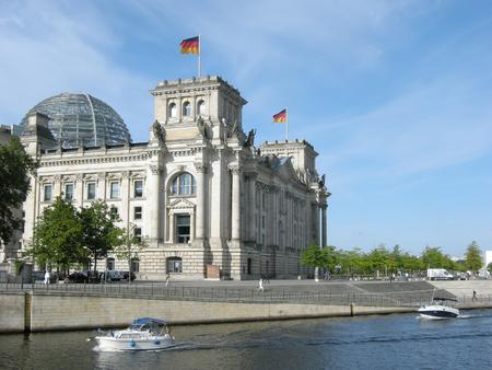 fluency: German Reichstag Editorial
