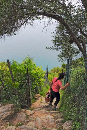 ''cinque terre'': Cinque Terre Hiking