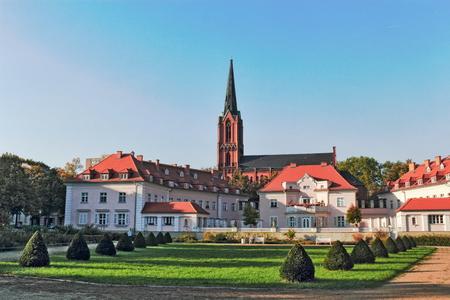 living idyll: Frankfurt on the Oder
