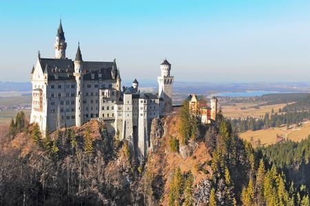 neuschwanstein: Castle Neuschwanstein