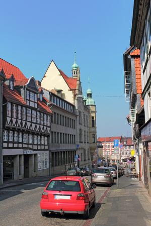 house series: Helmstedt