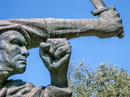 freedom fighter: Spain Monument